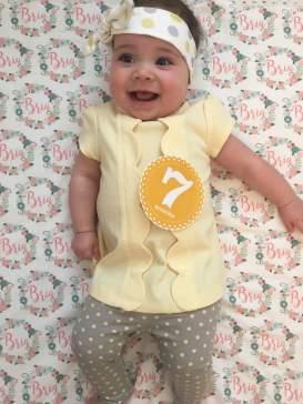 Bria - 7 Months